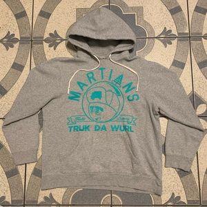 Trukfit Martians Truk Tha Wurl Graphic Hoodie XL